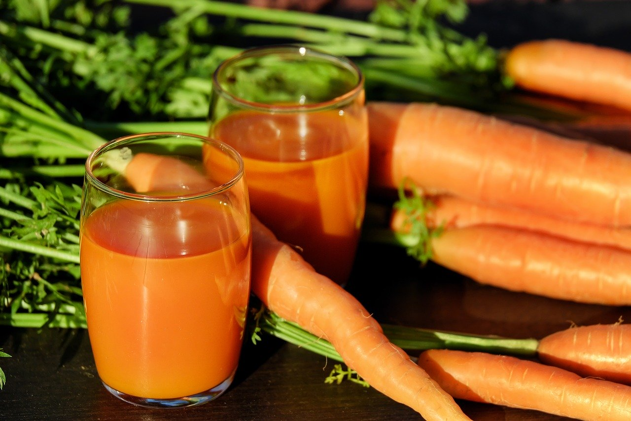 HEALTHY CARROT JUICE | Authentic